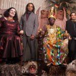 Африканский король, правящий через скайп из Германии