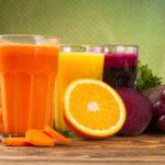 5 соков, с которых нужно начинать день
