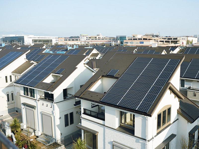 В Японии есть целый город на солнечной энергии