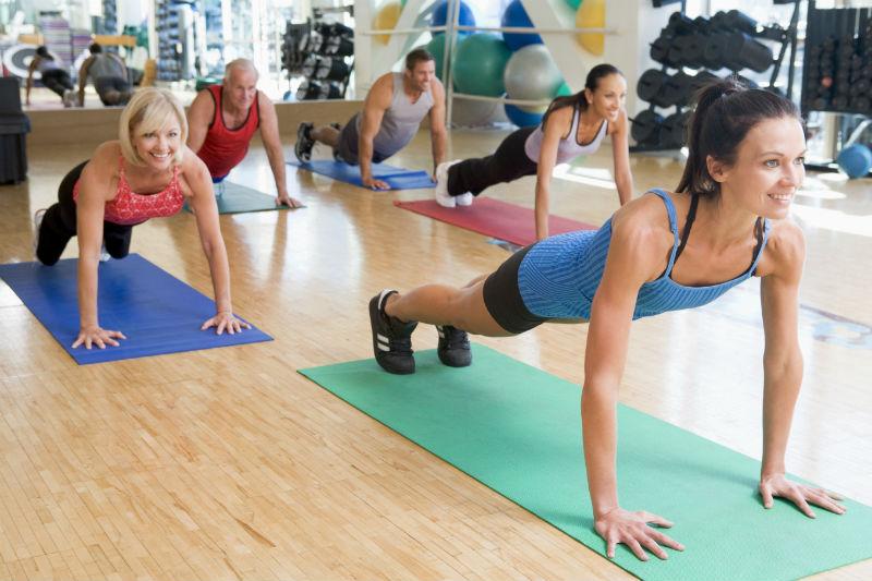 Как бороться с депрессией при помощи фитнеса?