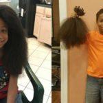 8-летний Томас Мур отрастил волосы для онкобольных