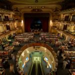 El Ateneo Grand Splendid — сказачный книжный магазин в здании старого театра