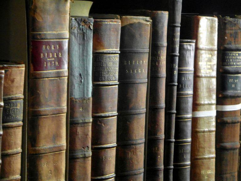 Удивительная библиотека Триники-колледжа в Дублине