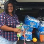 Эта женщина накормила более 27000 бездомных
