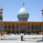 Шах-Черах — одна из самых красивых мечетей в мире