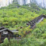 В Китае появился самый длинный эскалатор в мире