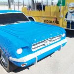 В США создали Ford Mustang V8 из Lego в натуральную величину
