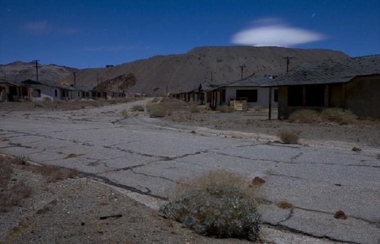 Игл Маунтин - хорошо сохранившийся город-призрак в США
