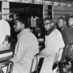 История о том, как 4 афроамериканских студента изменили мир