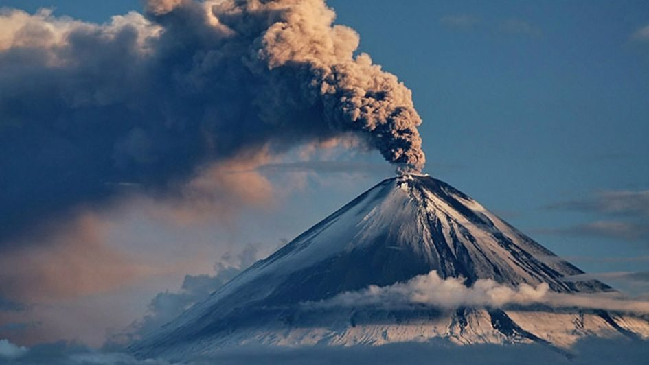 5 крупнейших извержений вулканов
