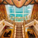Королевский номер Burj Al Arab, где везде золото