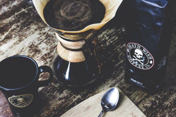 Death Wish Coffee - самый крепкий кофе в мире