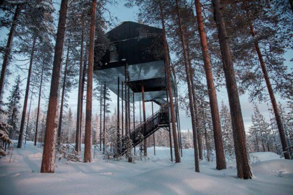 7th Room - новый оригинальный шведский отель
