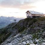 Chäserrugg Toggenburg — кафе над пропастью в горах Швейцарии