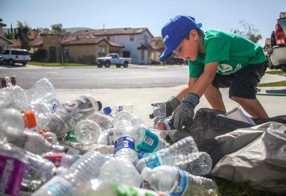7-летний Райан Хикман создал компанию по переработке мусора