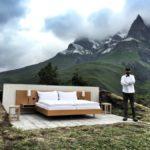 Null Stern — отель под открытым небом, который открылся в Альпах