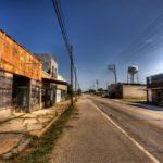 Пичер — токсичный город-призрак в США
