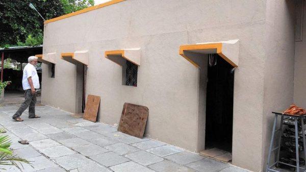 Шани Шигнапер - деревня, в которой жители не ставят дверей в домах
