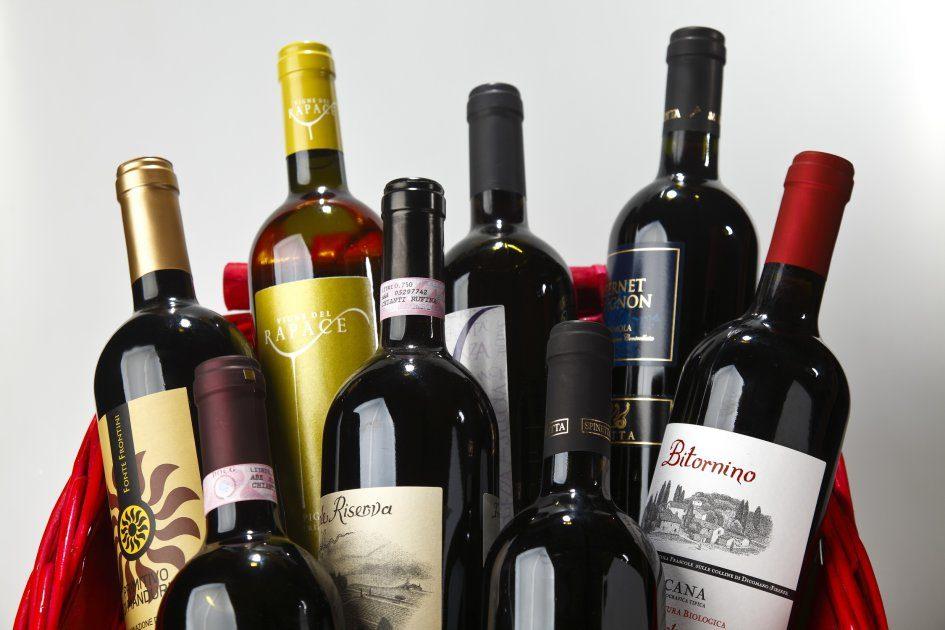 Полезные свойства красного вина