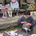 Нагоро — деревня, где вместо людей живут сотни кукол