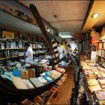 Libreria Acqua Alta — уникальный книжный магазин в Венеции