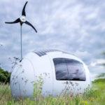 Ecocapsule — экодом, который позволит вам жить в любой точке мира