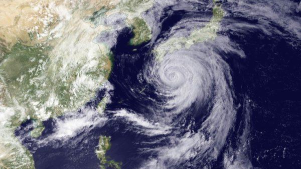 5 самых мощных тайфунов в истории человечества