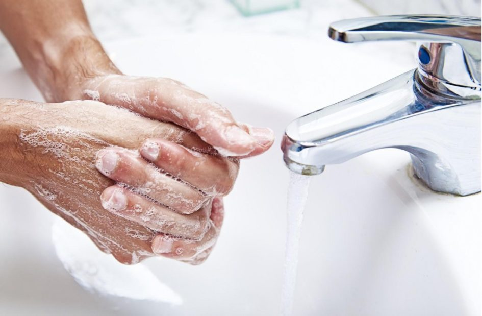 5 популярных ошибок при мытье рук
