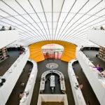 6 наиболее красивых библиотек Европы