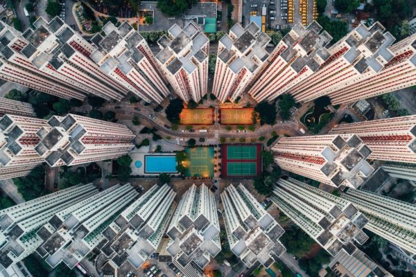 Город Коулун в фотографиях Энди Ена
