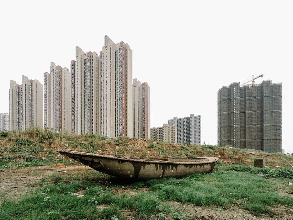 Уханьский бульвар городские пейзажи Китая от Алессандро Занони