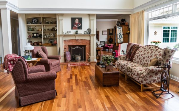 Антикварная мебель - отличный способ обновить декор вашего дома