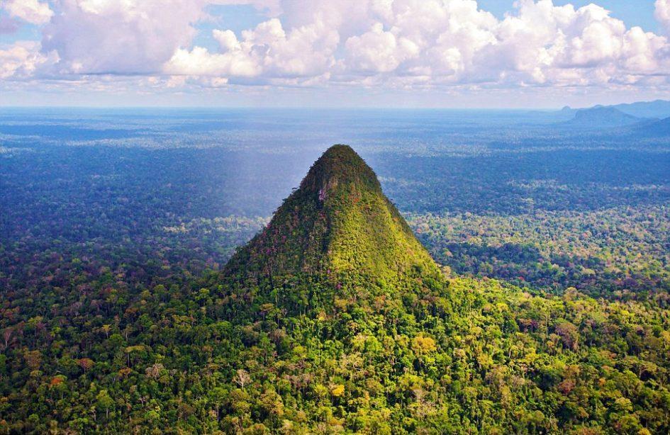 Национальный парк Сьерра-дель-Дивизор - самый молодой национальный парк Латинской Америки