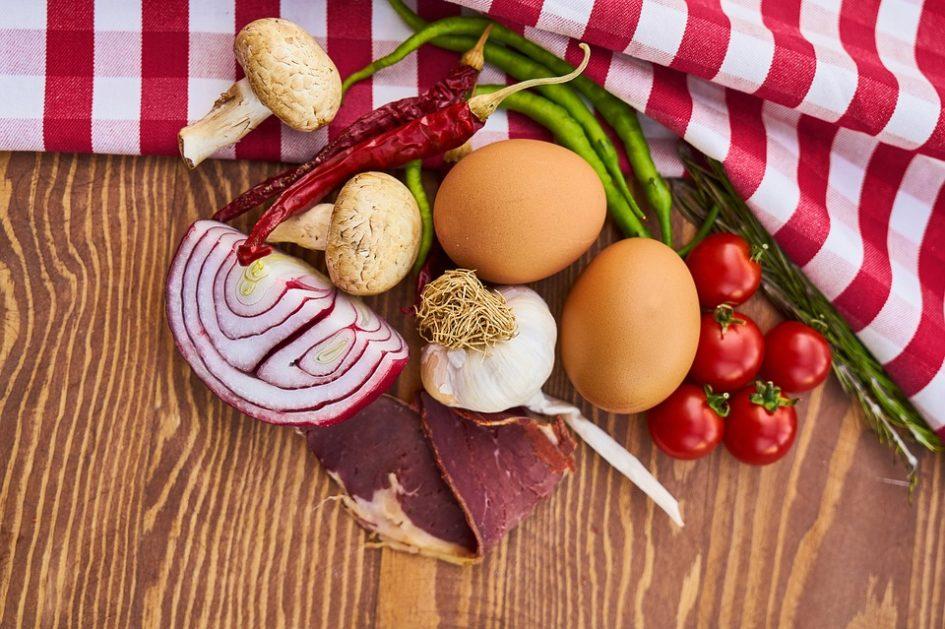 8 продуктов для профилактики гриппа