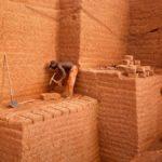 Караба — деревня уникальных кирпичных карьеров Буркина Фасо