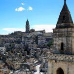 Матера — древнейший пещерный город Италии
