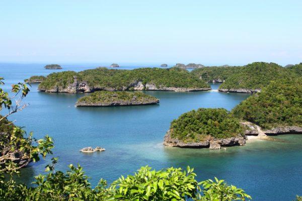 Национальный парк Сто Островов - один из старейших парков планеты