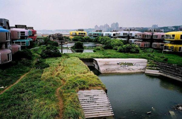 Саньчжи - город-призрак с мистической репутацией