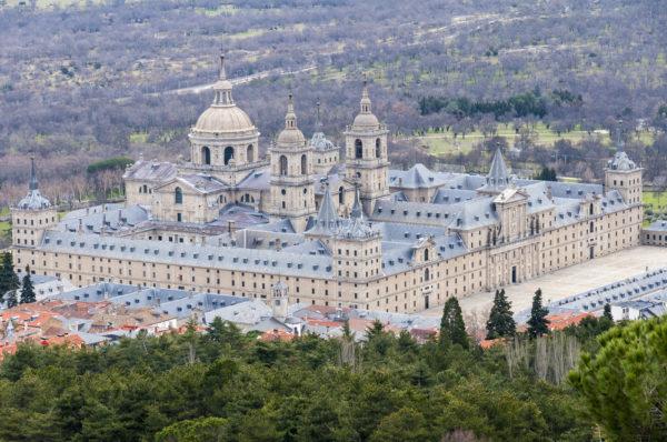 Эль Эскориал – дворец и монастырь испанских королей