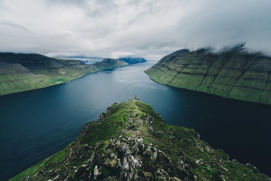 Фотограф Мерлин Кафка показал красоты Фарерских островов