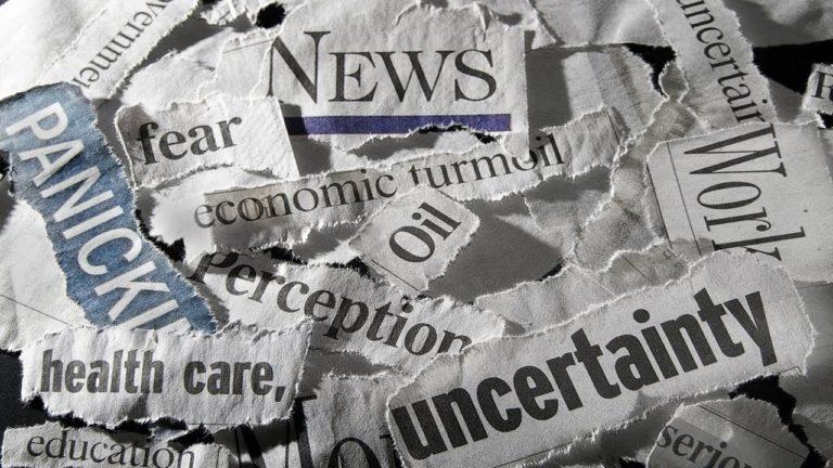 Плохие новости влияние и что с этим делать