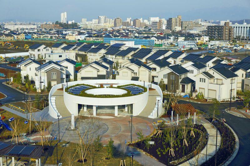 Фулдисава В Японии есть целый город на солнечной энергии