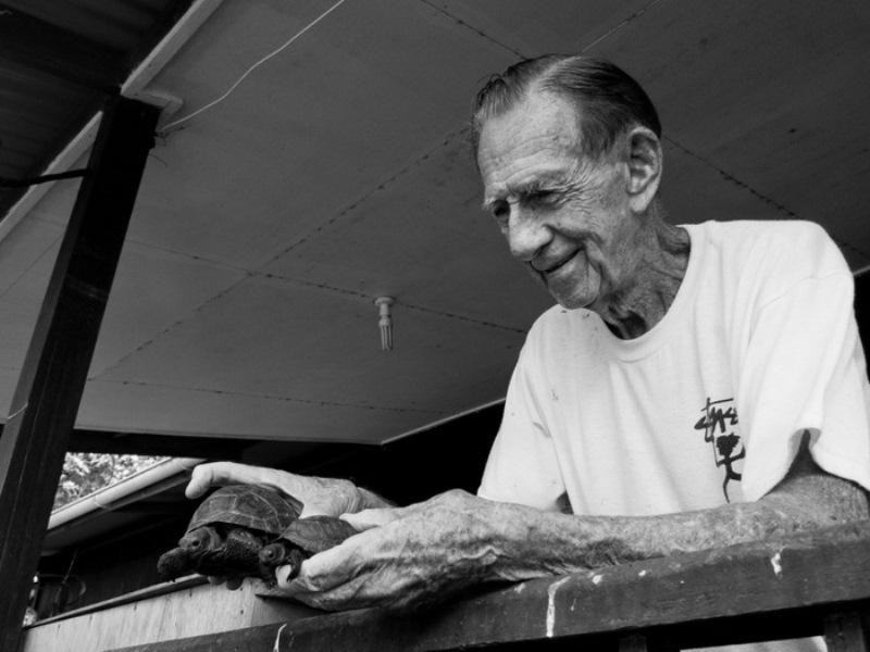 Мужчина создал из необитаемого острова национальный парк - брендон гримшоу