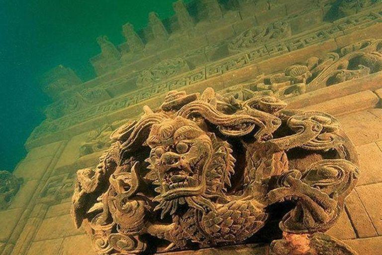 7 удивительных затонувших городов