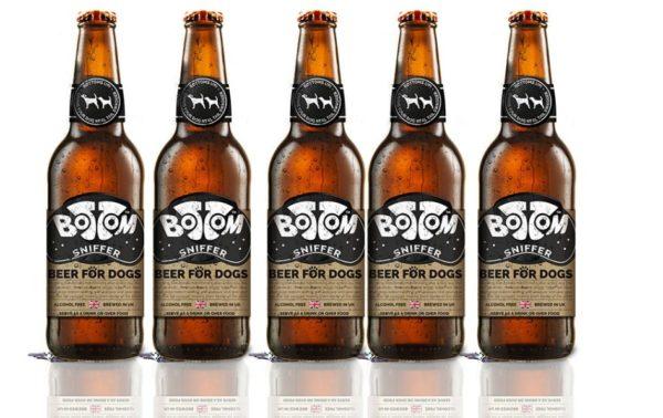 Bottom Sniffer - пиво для собак, которое повысит привлекательность пса