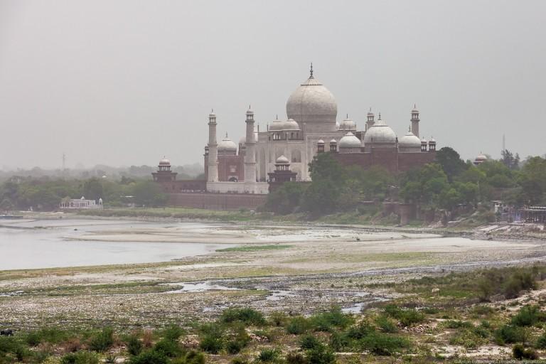 Красный форт Агра, Индия