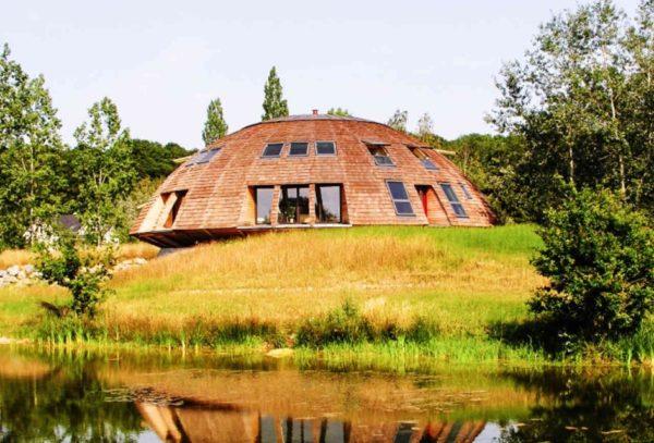 Domespace - дом, которому не страшны природные катаклизмы