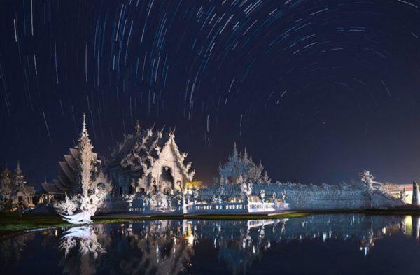 Ват Ронг Кхун - завораживающий Белый Храм, который должен увидеть каждый