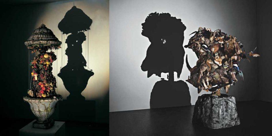 Тим Нобл и Сью Вебстер создали загадочные инсталляции из мусора