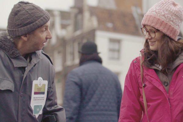 В Амстердаме бездомные могут принять милостыню прямо с банковских карт